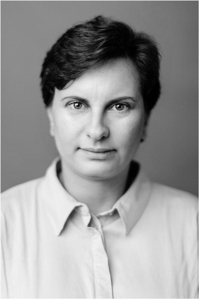 Agnieszka Kwaśniewska-Sadkowska